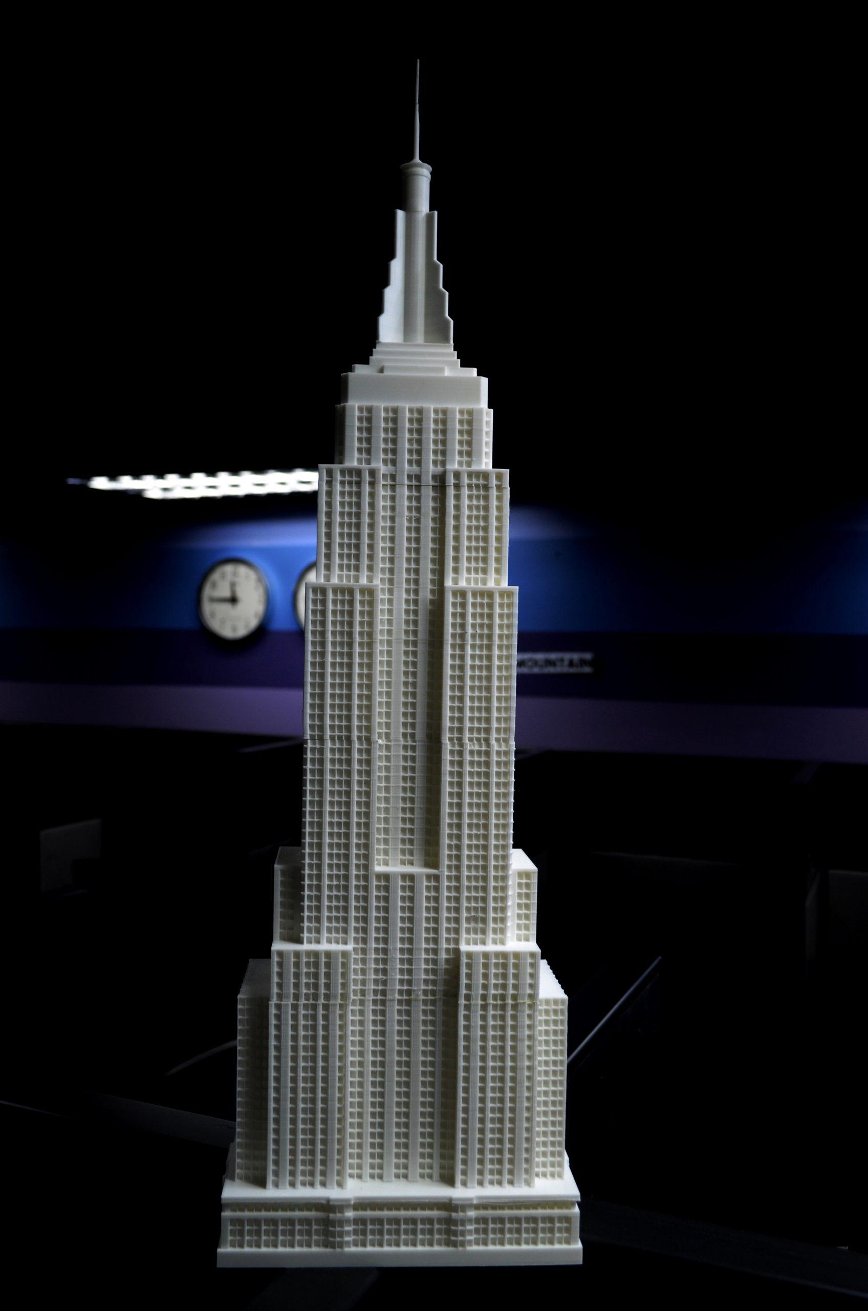 Building Design Monumental Scale