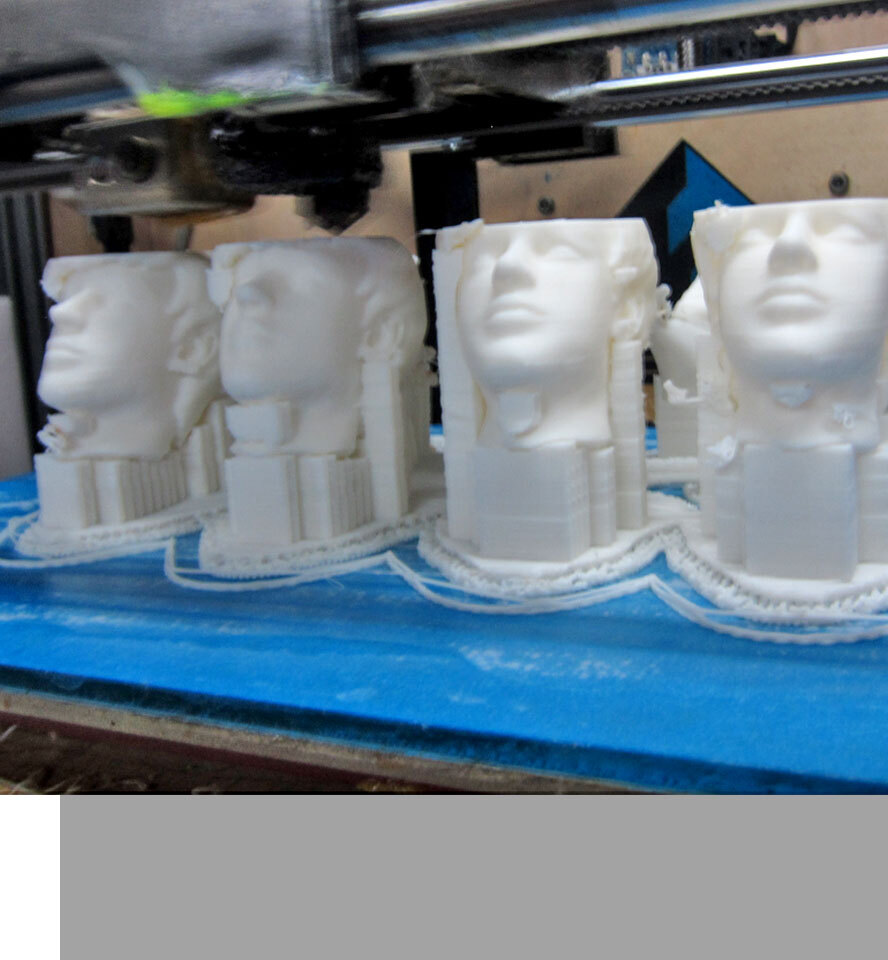 3D Printing is in Our DNA