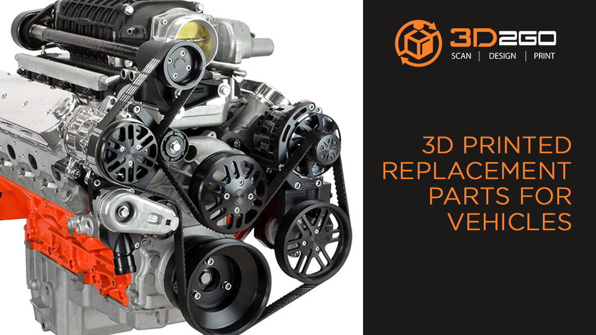 3d Printing Metal >> How 3D Printing Parts Replacement for Vehicles will ...