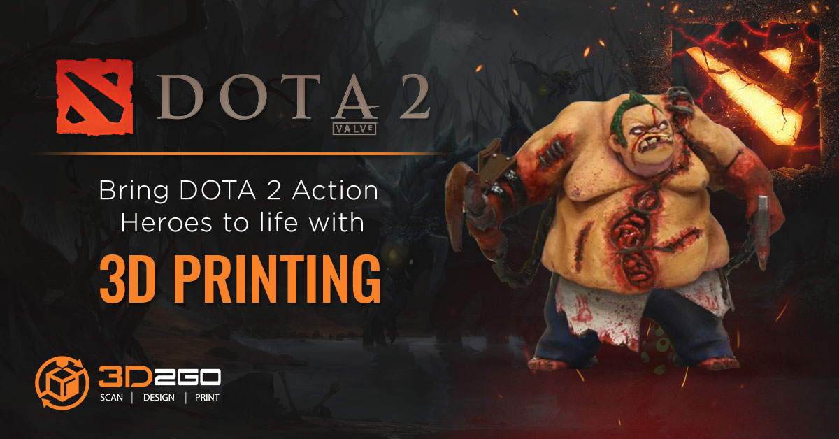 Dota 2 Action Figures Archives 3d2go Philippines 3d Printing