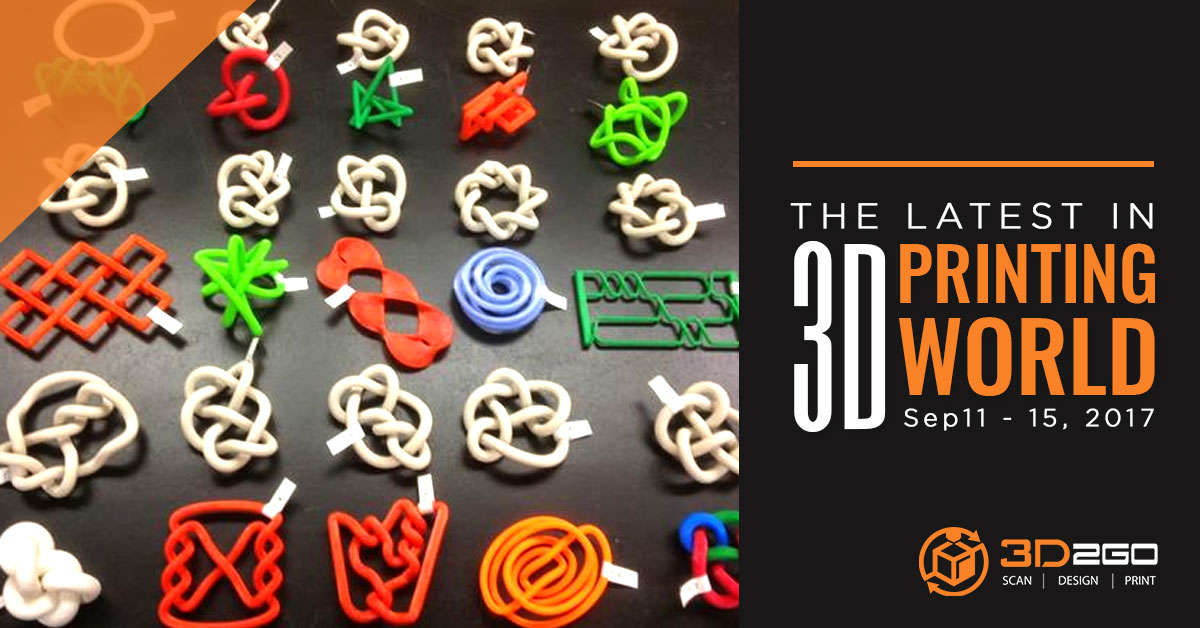 This Week In The Printing World Biomaterial Sleeves Mathematical Concept Of Topology Nanokick Bioreactor And More