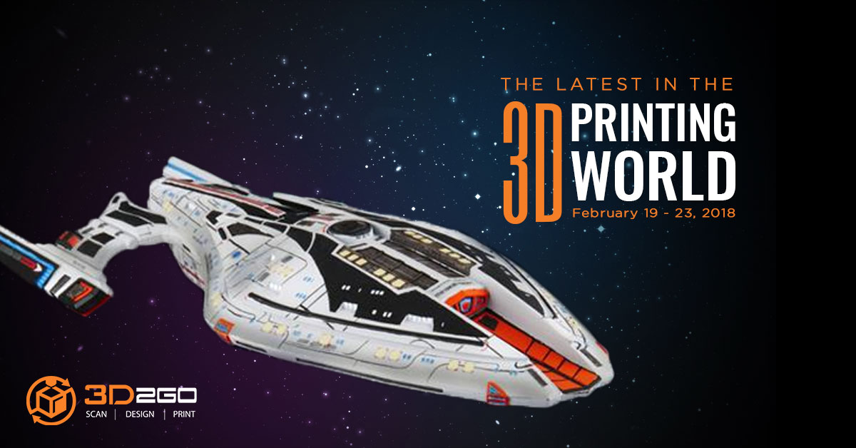 industry news 3d printed star trek online starships 3d files in wikipedia and facebook google art and 3d printed desserts