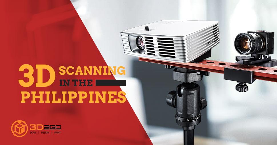 3D scanning philippines