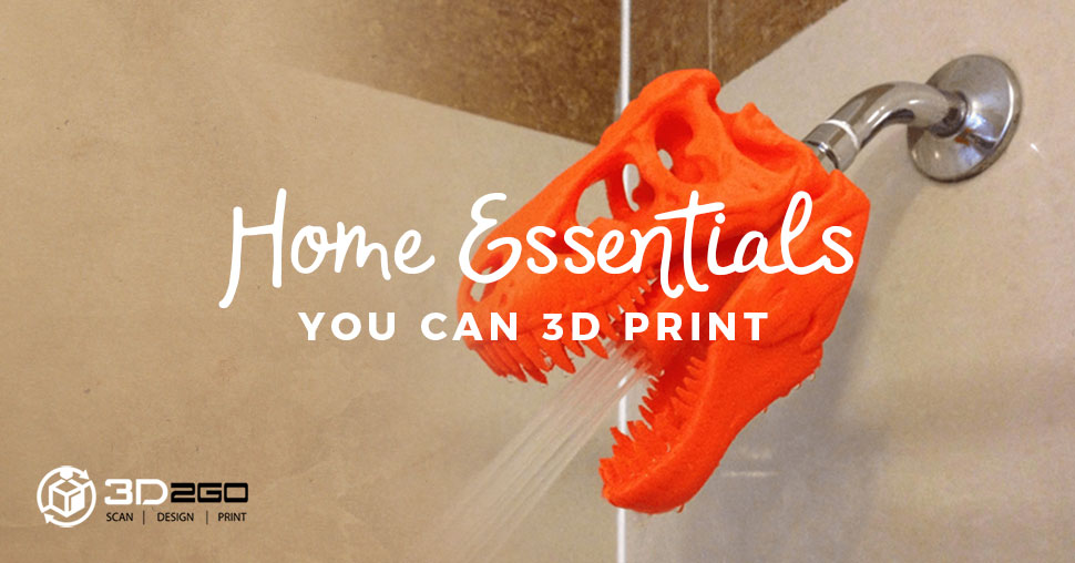 3D printed home essentials