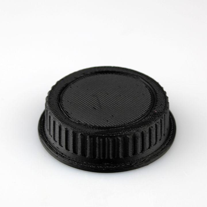 3D printed lens cap