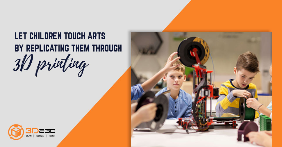 3D printing arts
