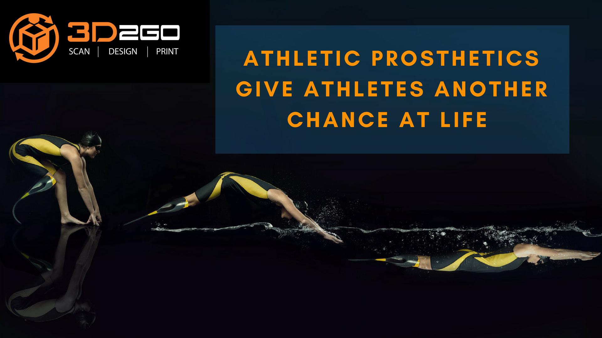 athletic prosthetics