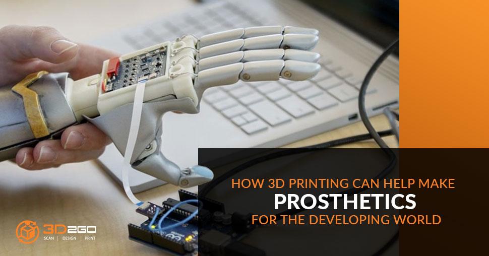 Prosthetics For The Developing World