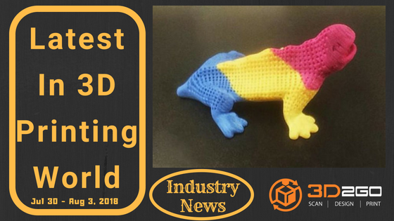 3D industry news