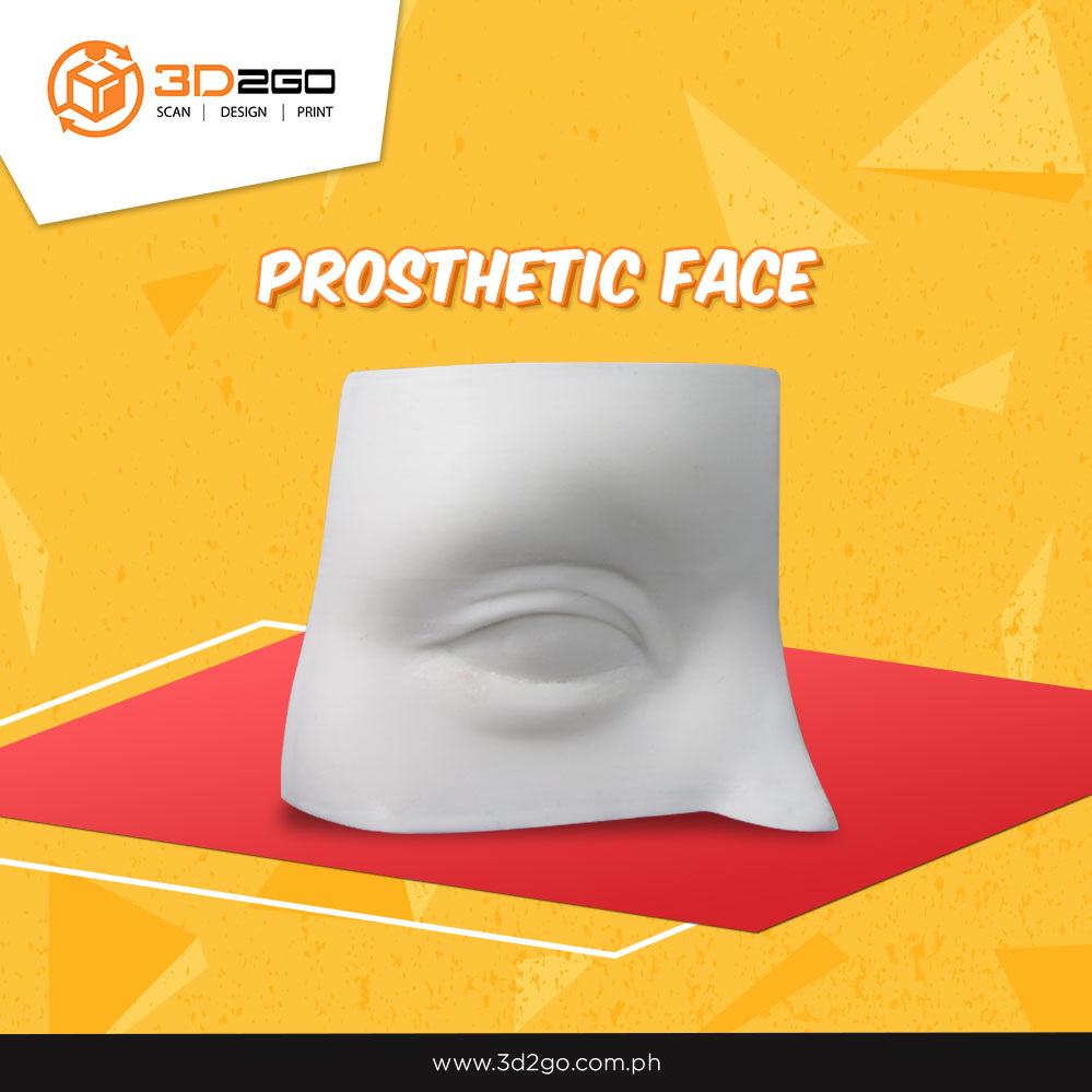 facial prosthetic