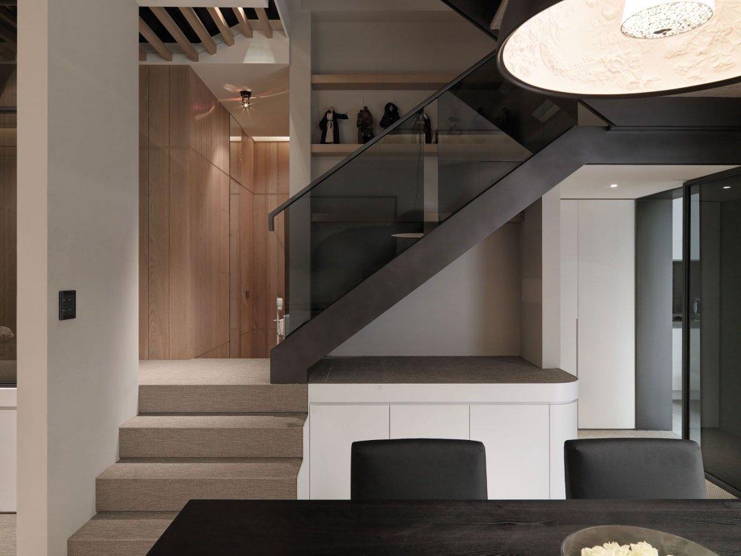 geometrical design for interior home decor