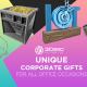 3D printed corporate giveaways