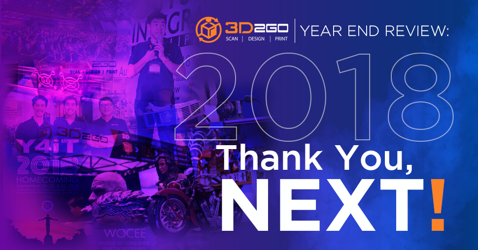 3D2go year end