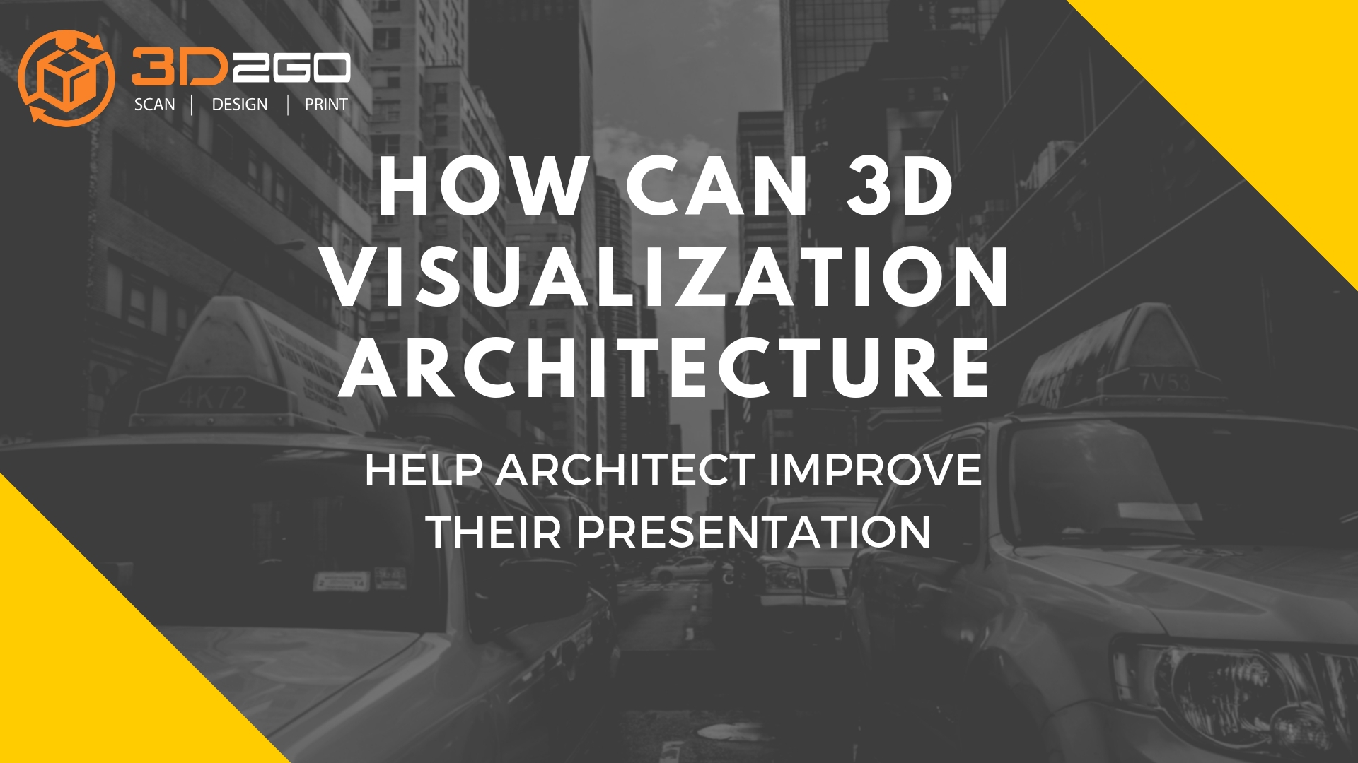 3D Visualization Architecture