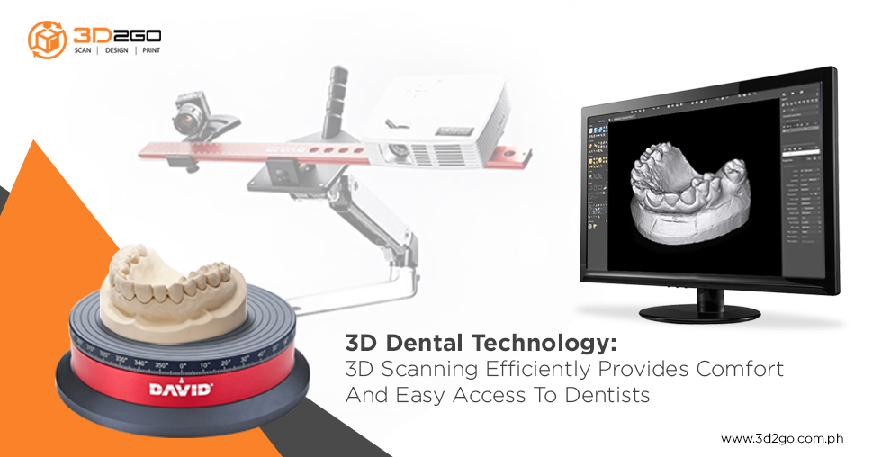 3D dental scans