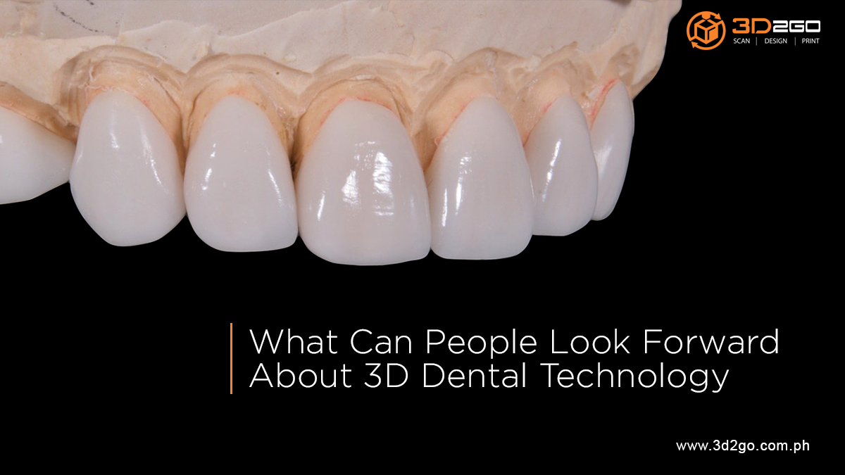 3D dental scanning