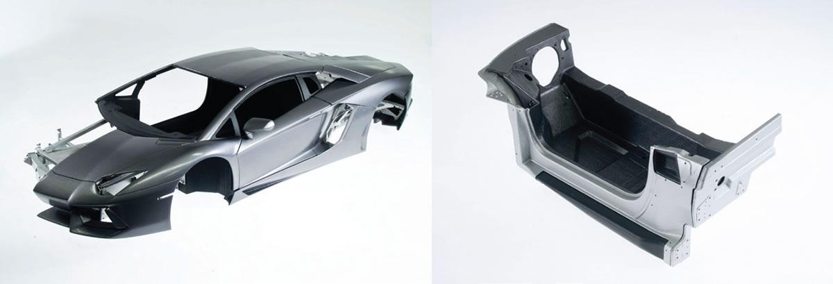 3D printed car accessory
