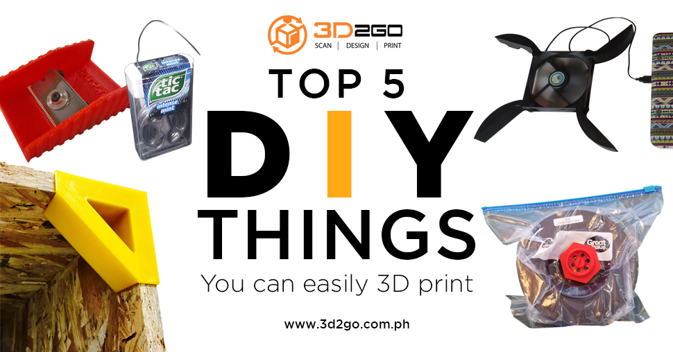 3D printing DIY project