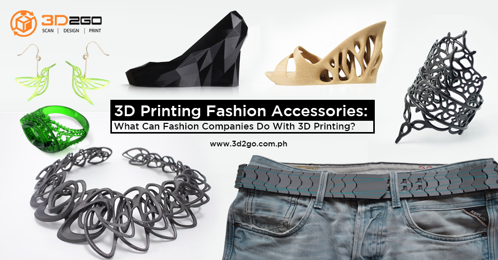 3D printing in Fashion