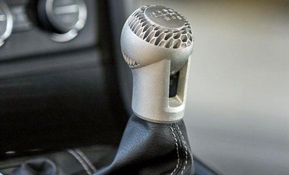 3D priting car accessory