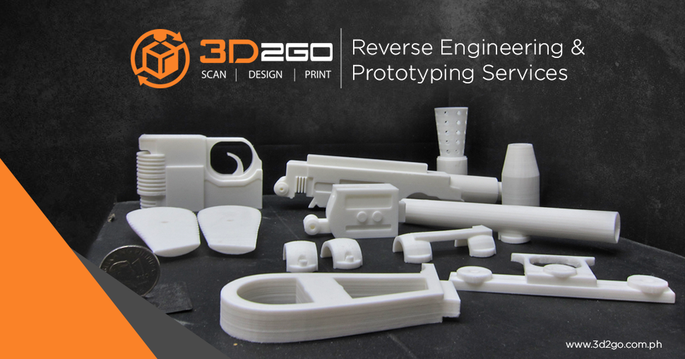 prototyping and reverse engineering