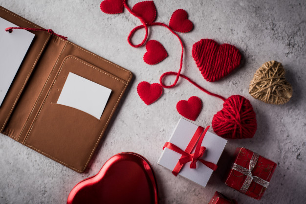 Valentine Gift Idea Wallet