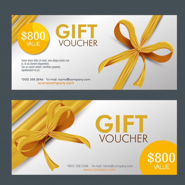 Valentine Gift Idea Gift Certificate