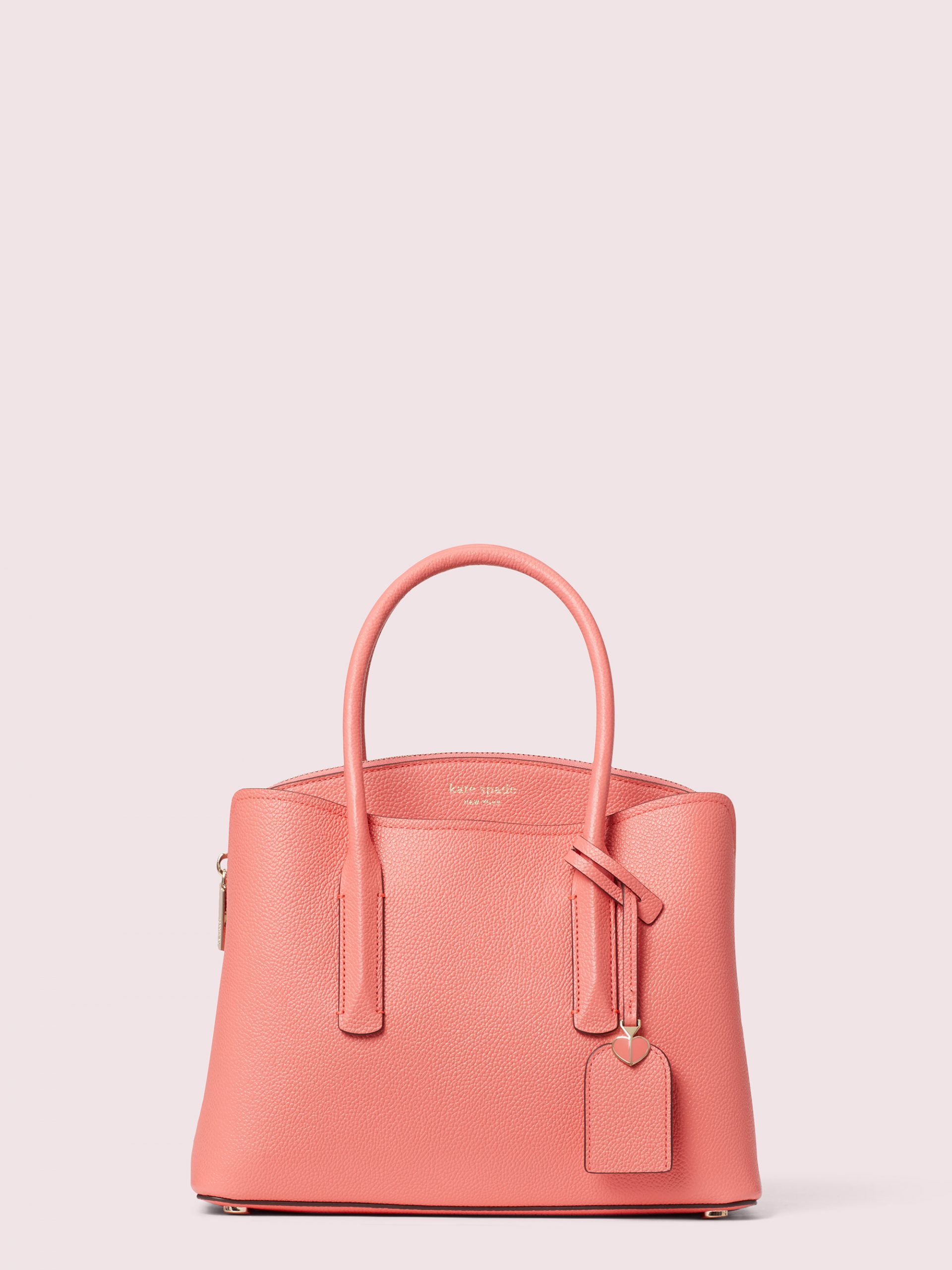 Valentine Gift Idea Kate Spade Margaux Medium Satchel Handbag