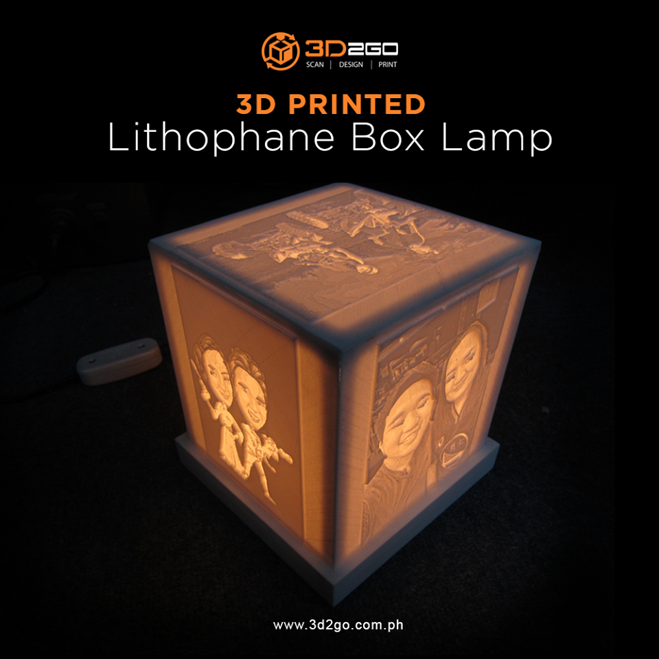 Valentine Gift Idea Lithophane