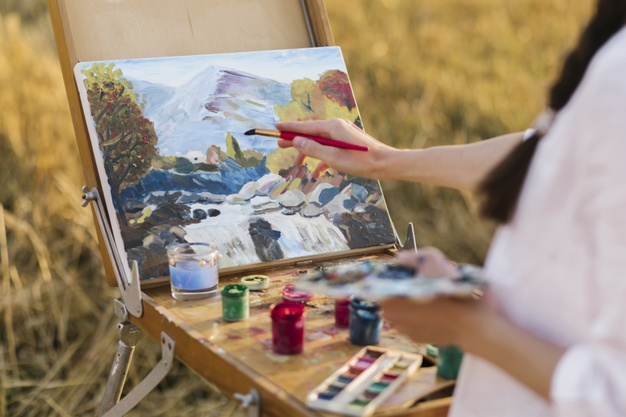 Creative Hobbies Painting