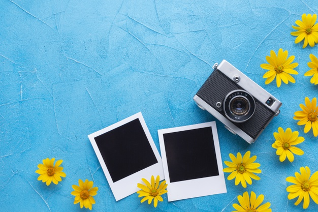 Valentine Gift Idea Pop Instant Print Digital Camera