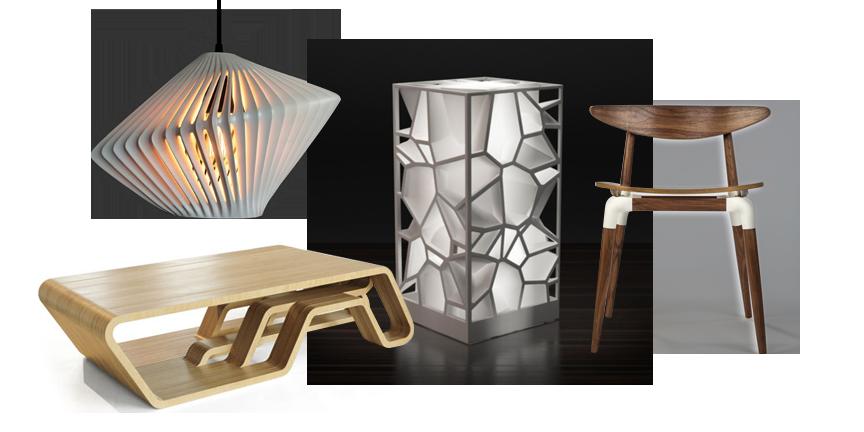 3DFurniture-designing