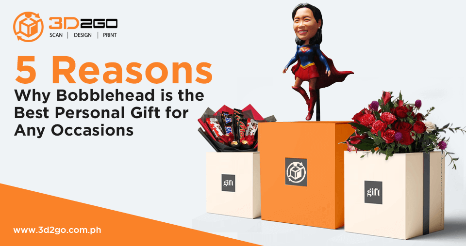 5 Reasons Why Bobblehead is the Best Personal Gift for Any Occasions
