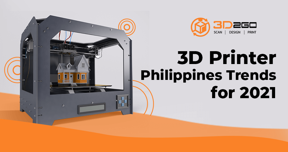 A blog banner by 3D2GO Philippines about 3D printers price