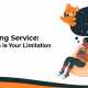 A blog banner by 3D2GO about 3D Printing Service: Imagination Is Your Limitation