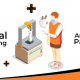 A blog banner by 3D2GO about Medical 3D Printing Amidst the Pandemic