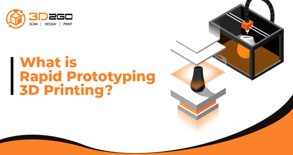 What is Rapid Prototyping 3D Printing