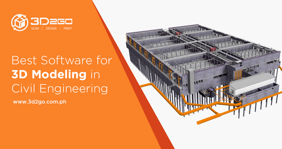Best Software for 3D Modeling in Civil Engineering