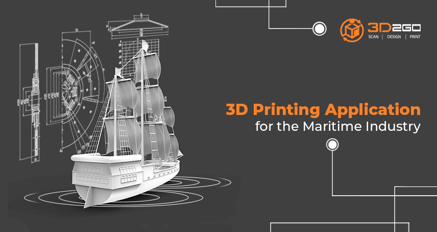 Application of 3D Printing in the Maritime Industry