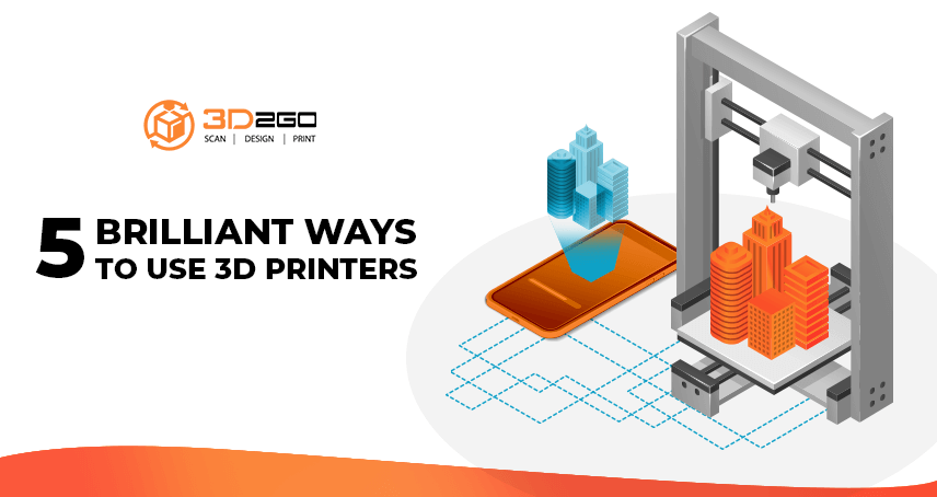 5 Brilliant Ways To Use 3D Printer Philippines