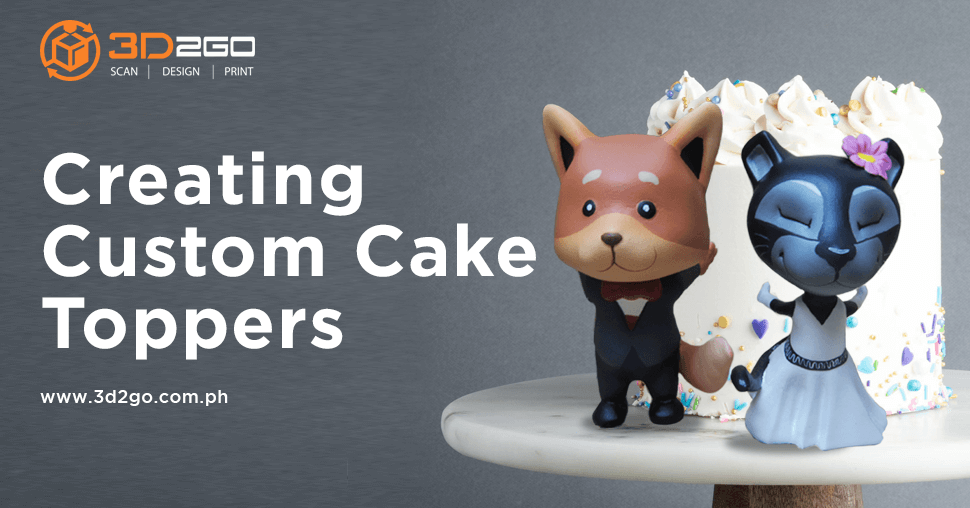 Creating Custom Cake Toppers