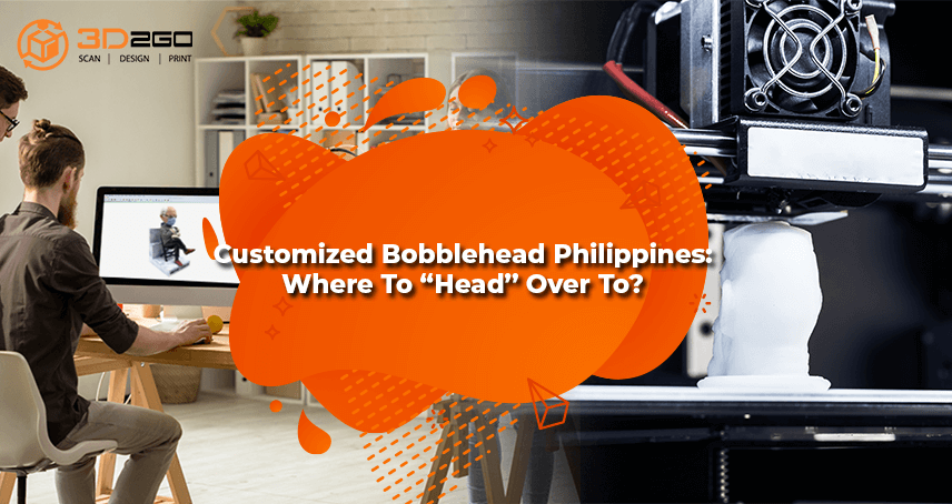 """Customized Bobblehead Philippines: Where To """"Head"""" Over To?"""