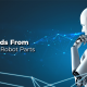 Humanoids From 3D Printed Robot Parts