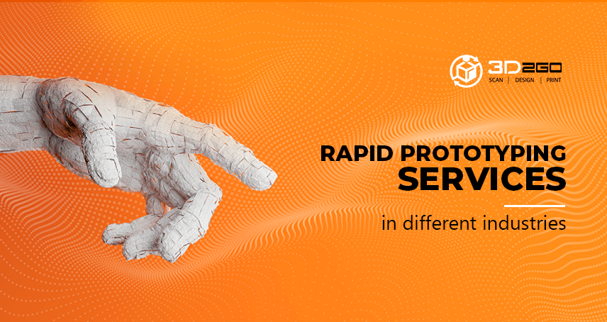 Rapid Prototyping Services In Different Industries