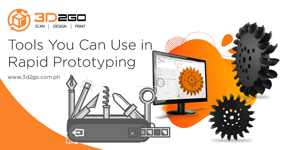 Tools You Can Use in Rapid Prototyping