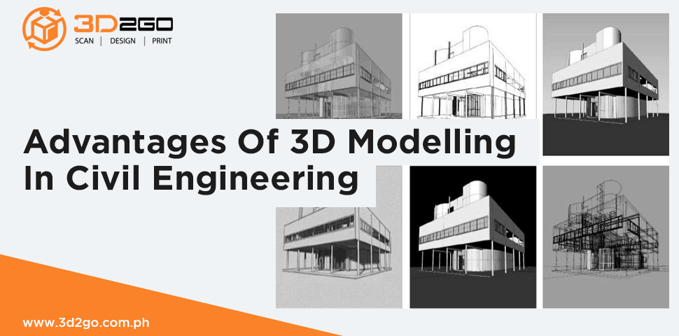 Advantages Of 3D Modelling In Civil Engineering