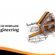 A blog banner by 3D2GO on What is BIM for 3D Modelling in Civil Engineering