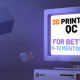 A blog banner by 3D2GO Philippines titled 3D Printing QC For Better K-12 Mentorship