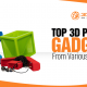 A blog banner by 3D2GO Philippines titled Top 3D Printed Gadgets From Various Industries