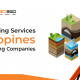 A blog banner by 3D2GO Philippines titled 3D Scanning Services Philippines for Surveying Companies